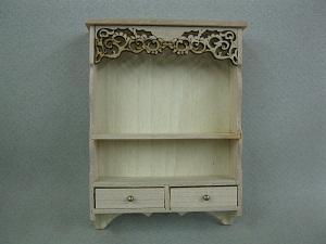unfinished four drawer chest unpainted furniture