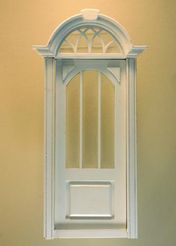 Majestic Mansions Doors Windows Miniature Cottage Dollhouse Miniatures In Nashville