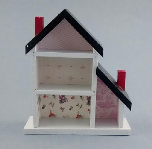 Quarter Scale Miniatures : Miniature Cottage, Dollhouse