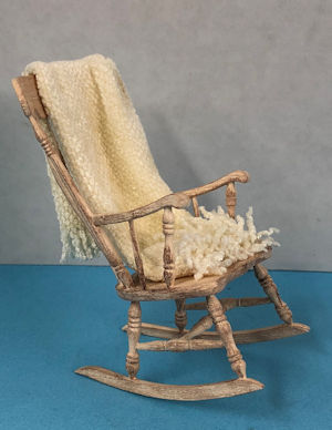 Admirable Taylor Jade Rocking Chair With Blanket Vth15 20 00 Caraccident5 Cool Chair Designs And Ideas Caraccident5Info